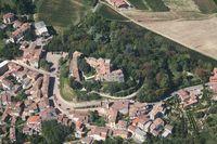 Castle in Cigognola