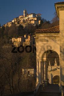 Sacro Monte di Varese, Santa Maria del Monte