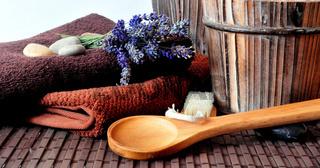 Wellness Sauna Entspannung