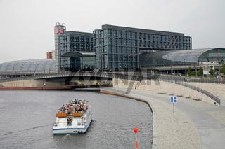 Hauptbahnhof Berlin 02