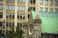 MONTREAL church