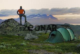 stora sjoefallet national park, laponian area, laponia, norrbotten, lapland, lappland, sweden, schweden, swedish lapland, europe, europa