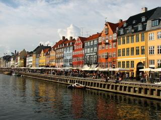Nyhavn Kopenhagen - copenhagen old harbour