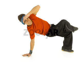 I love breakdance