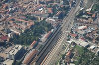 Voghera - Train station