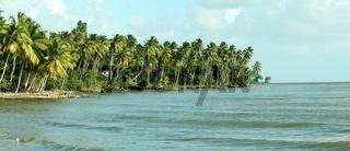 Strand in Karibik