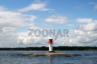 Seezeichen - lighthouse Finnhällan