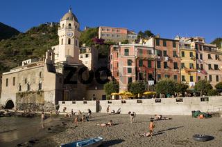 Vernazza, Cinque Terre, Italien