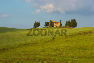 Bauernhaus in der Toscana, Italien - House in Tuscany, Italy