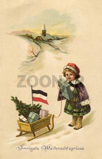 Weihnachtsgrüße erster Weltkrieg