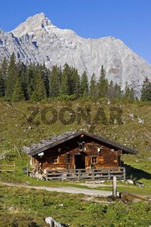 Ladizalm im Karwendel