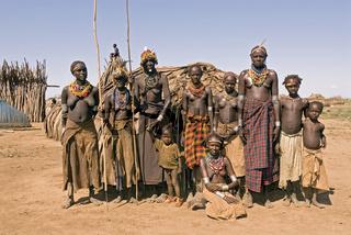 Galeb Village, Ethiopia
