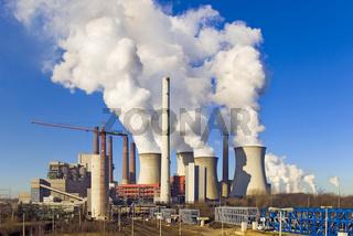 Braunkohlekraftwerk Neurath