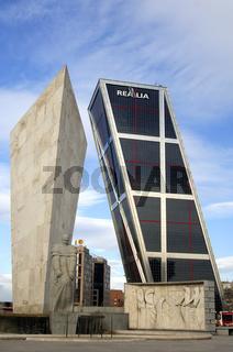 KIO Hochhaus, Madrid