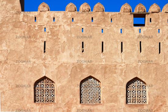 Festung Jabrin