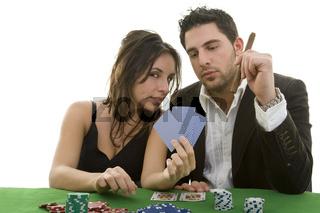 Pokerstrategie überlegen