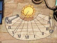 Sonnenuhr - Sundial