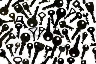 Kofferschlüssel, suitcase keys