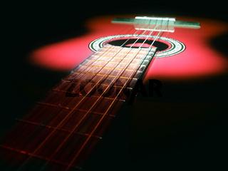 Rote Gitarre