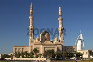 Jumeirah Moschee, Dubai