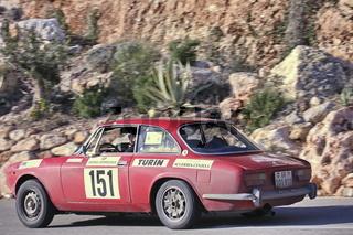 Rallye Monte-Carlo Historique, Alfa passing