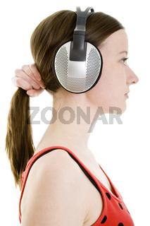 Musik im Ohr