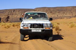Wüstenfahrt