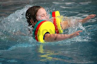 schwimmübungen