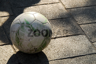 Fußball, Soccer ball