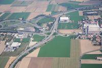 Crossroads near Voghera