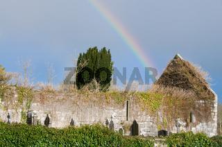 Regenbogen in Irland - Rainbow in Ireland