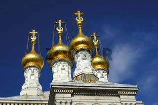 Russisch-Orthodoxe Kirche Genf, Schweiz