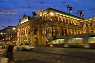 Oper, Wien, Österreich