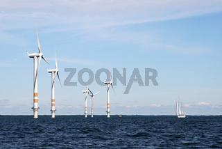 OffshoreAnlage - offshore wind energie