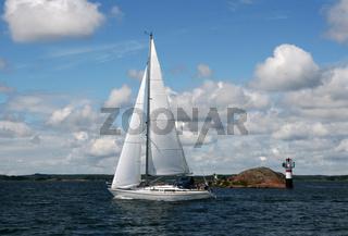 Segeln in Schweden - sailing sweden
