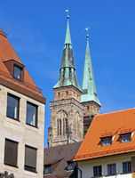 St. Sebaldus Kirche in Nürnberg