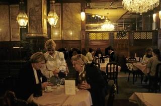 Jugendstil-Cafe im Hotel Europa