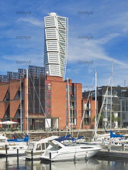 Malmö und Turning Torso | Malmö and Turning Torso