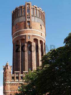 Alter Wasserturm in Lueneburg
