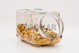 Medikamentenbehälter Pill Bottle