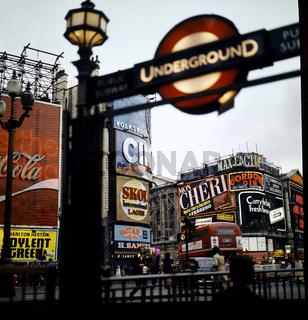 London Picadilly Circus