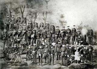 2.Comp.kgl.Inf.Rgmt. Würzburg 1890-92