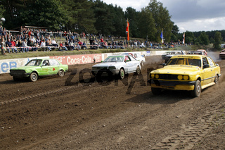 Autocross-Rennen