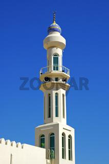 Orientalisches Minarett