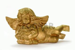 Goldener Engel Golden Angel