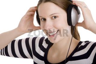 Musik mit Kopfhörern
