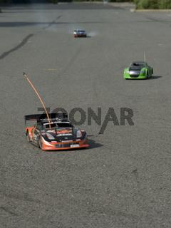 Modellautorennsport, model car racing, car model