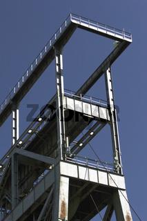 Gneisenau colliery shaft