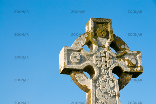 Kilmacduagh an old monestrry in the Burren