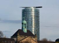 Viktoria-Turm in Düsseldorf - Victoria-Tower